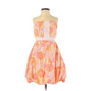 Lilly Pulitzer Starfruit Regency Bubble Dress